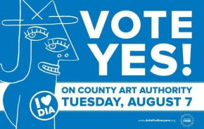 VOTE YES AUGUST 7th